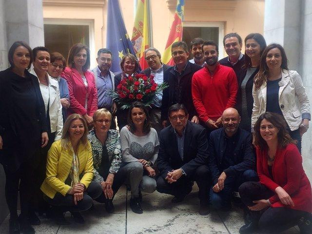 La diputada socialista Eva Alcón renuncia a su acta en las Corts