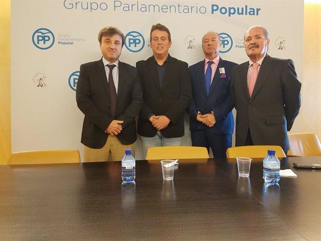 La Asociación Circos Reunidos se reúne con el PP