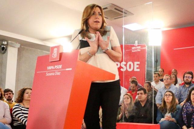 Susana Díaz en Marbella