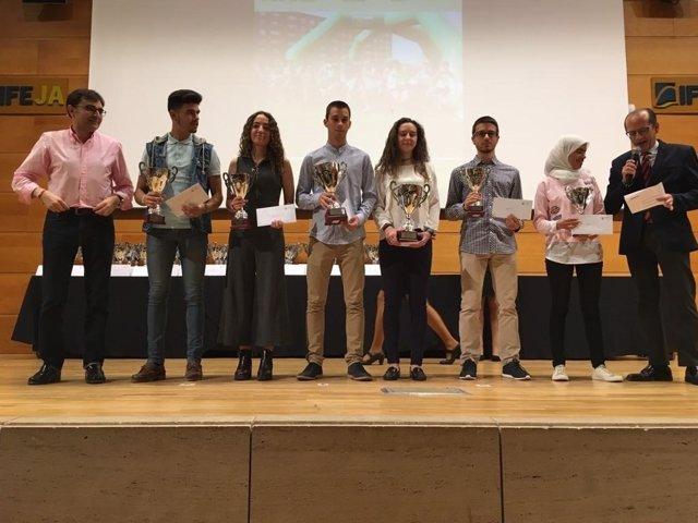 Entrega de premios del XX Circuito Provincial de Campo a Través
