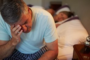 A medida que se envejece, ¿se duermen menos? (GETTY)