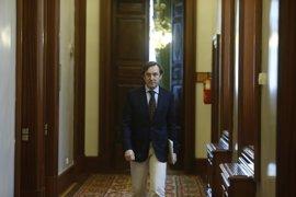 """El PP denuncia """"insultos tabernarios"""" de Rufián pero dice que el formato de la comisión fomenta la """"exaltación"""""""