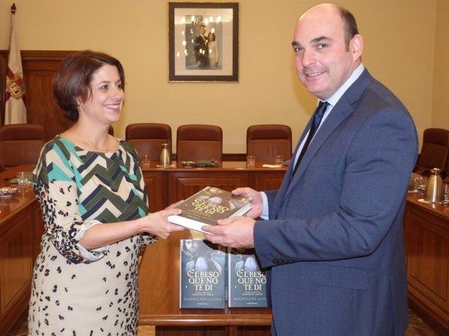Emma Buj y Juan Carlos Gracia Suso