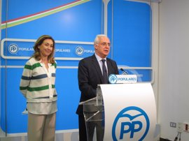 María Martín, nueva secretaria general del PP de La Rioja