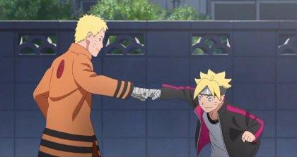 ¿Épico combate entre Boruto y un viejo conocido de los fans en Naruto Next Generations?