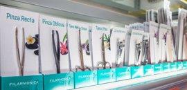 'Mercadona' y la empresa riojana 'Bueno Hermanos' lanzan una nueva línea de productos para manicura y pedicura
