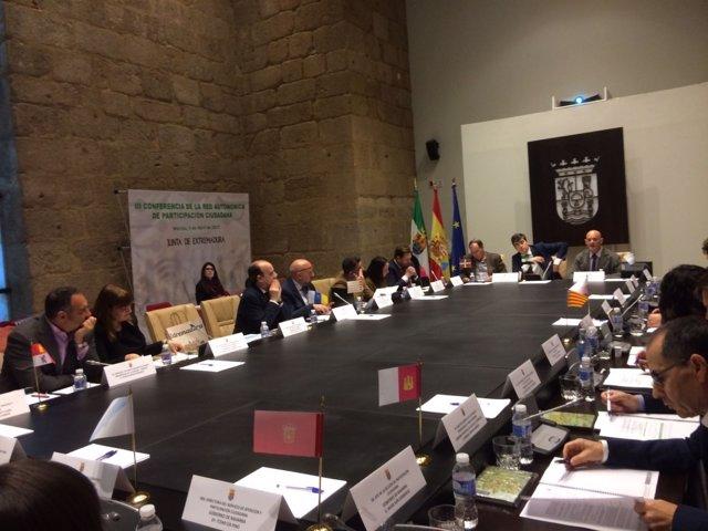 Conferencia de la Red Autonómica de Participación Ciudadana