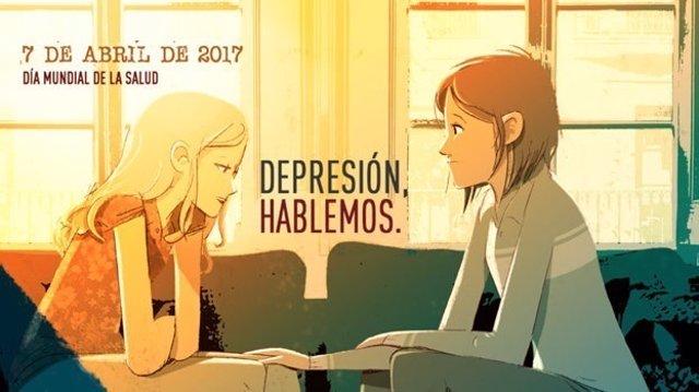 Depresión, campaña