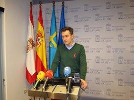 PSOE de Gijón critica unas cuentas que relegan una vez más a la ciudad en virtud de un acuerdo PP-Foro