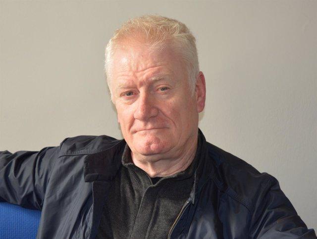 Barry Pennock, investigador de la Universitat de València