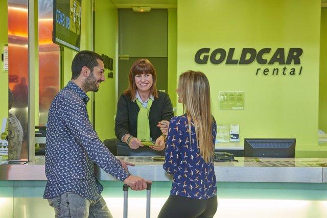Oficinas Goldcar