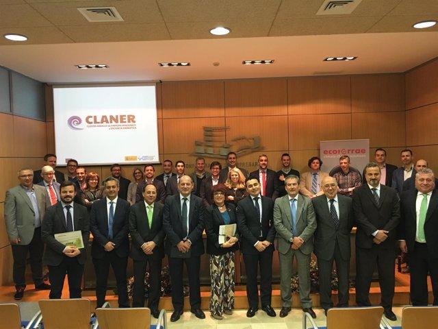 Asamblea general anual de Claner.