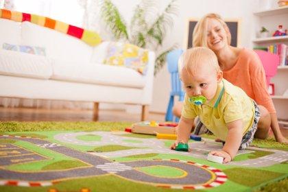 Ejercicios para estimular los sentidos del bebé de 0 a 2 años