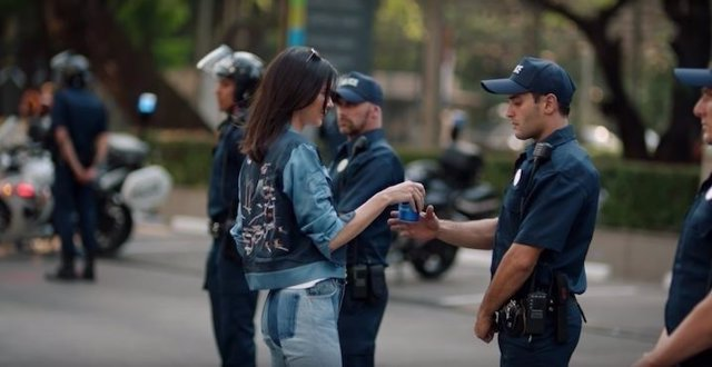 Anuncio de Pepsi