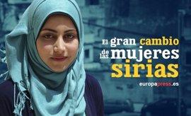 La revolución silenciosa de las mujeres sirias refugiadas en Líbano