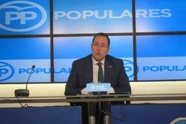 """Mario Arias (PP): """"El tripartito no tiene autoridad para pedir a Rajoy lo que no le reclama al Principado"""""""