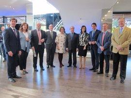 Los empresarios de Sevilla, Málaga, Granada y Córdoba apuestan por el desarrollo turístico e industrial