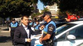 El Ayuntamiento de Santa Cruz de Tenerife invierte 1,5 millones en 34 vehículos nuevos para la Policía Local
