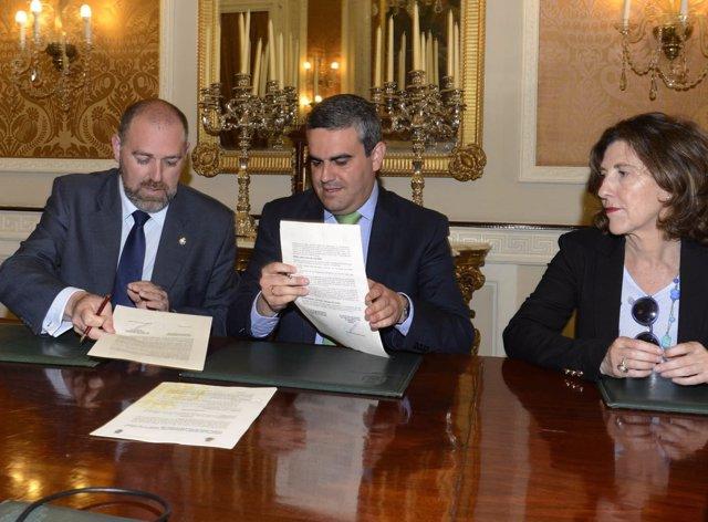 Vejer encomienda a la Diputación las sanciones administrativas