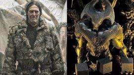 Así será Steppenwolf, el villano de La Liga de la Justicia