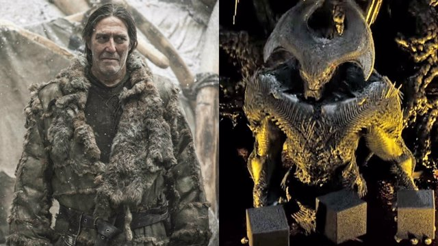 Ciarán Hinds Y Steppenwolf
