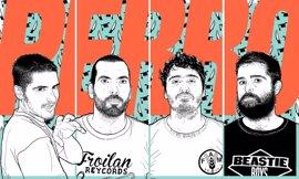 El grupo murciano 'Perro' desplegará su potente directo en 'MUWI Wine Music Fest17'