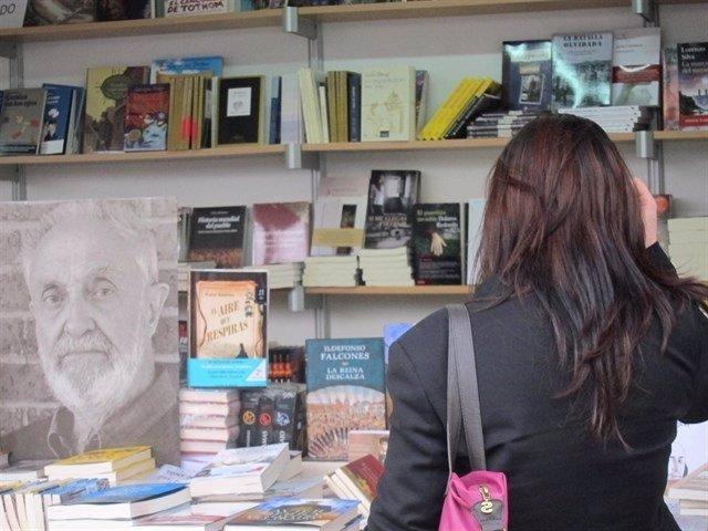 Imagen de archivo de la Fira del Llibre de València
