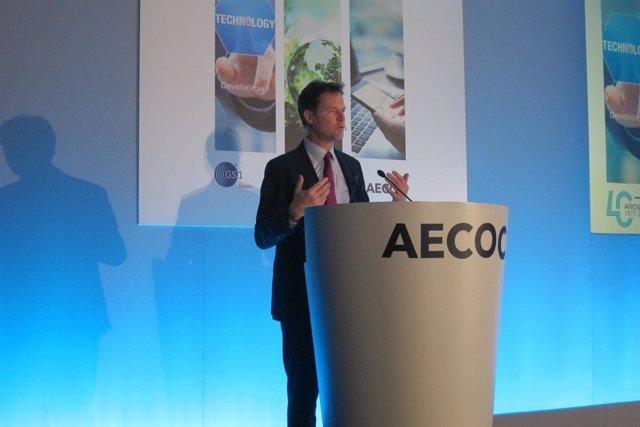 El exviceprimer ministro británico Nick Clegg