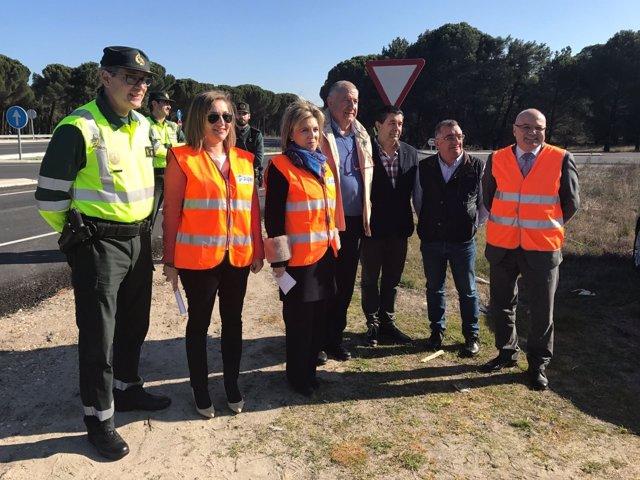 Valladolid: Salgueiro presenta la campaña de la CGT De Semana Santa,