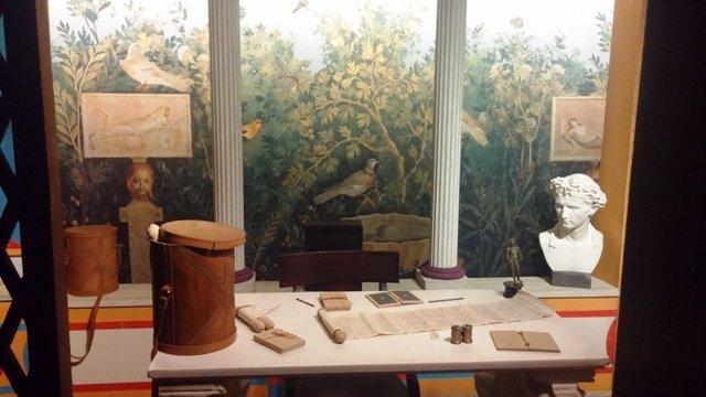 Exposición 'Romanorum Vita' en Soria