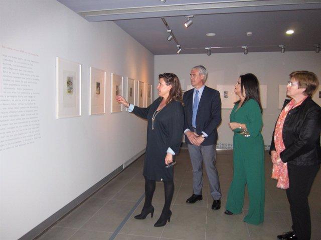 Los caprichos de Goya de Dalí se podrá visitar hasta el 9 de julio