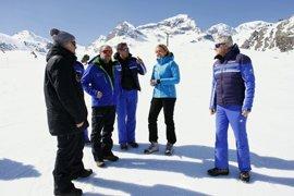 Las estaciones de Aramón registrarán este año más de 1,2 millones de esquiadores