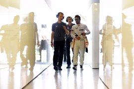 """Alonso: """"Prefiero estar aquí antes que en el supermercado de mi casa"""""""