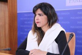 """Teresa Rodríguez: El PP mantiene """"su manía del pasado de perseguir"""" la bandera republicana"""
