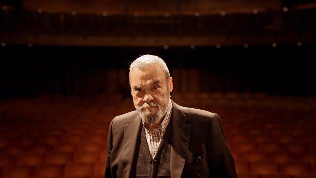 El actor y director teatral Carles Canut