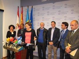 La Universidad de Oviedo y El Puerto harán una búsqueda de arena compatible con la playa San Lorenzo