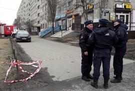 Un fallo en la construcción de un edificio, causa de la supuesta explosión en San Petersburgo