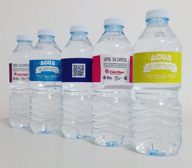 Imagen de las botellas