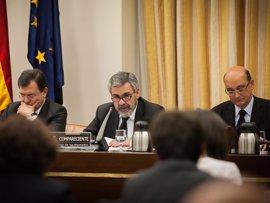 El Congreso recuerda que los jueces tienen que comparecer en comisión de investigación