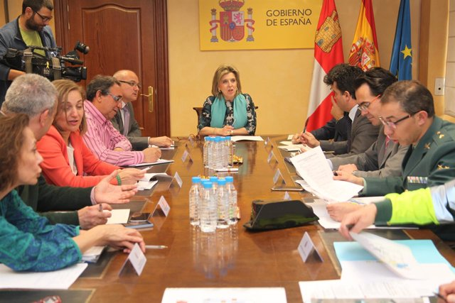 Reunión de la Junta de Seguridad
