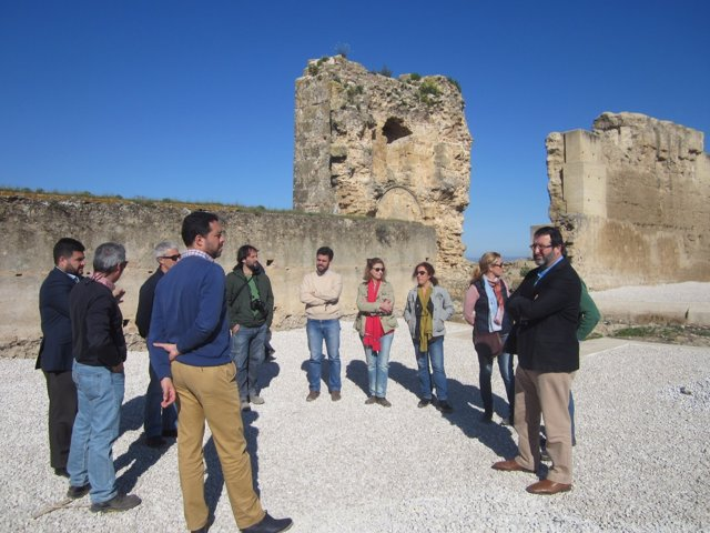 Visita al Alcázar de Carmona