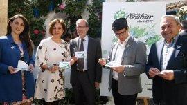 'Córdoba en azahar' sitúa desde este viernes a la provincia como destino de la cultura de flor