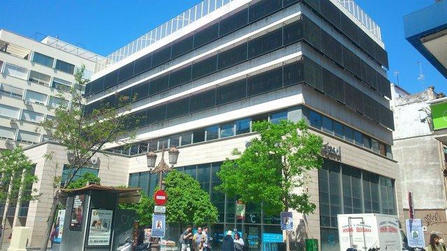 El edificio Villasís.