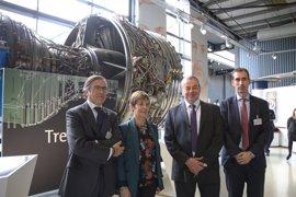 El Gobierno vasco ofrece colaboración para que ITP se consolide como planta de referencia en Rolls-Royce