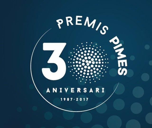 Logotipo de los Premios Pimes