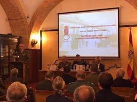 La UCAM y el Ministerio de Defensa presentan un libro sobre la historia militar y arquitectónica de Cartagena