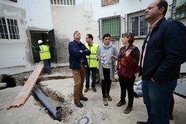 La Junta indica que las obras que ejecuta en 168 viviendas de Almanjáyar, en Granada, estarán terminadas este verano