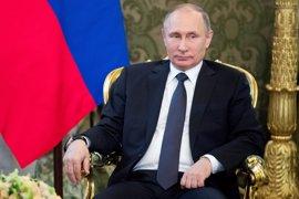 """Putin insta a no realizar """"acusaciones infundadas"""" sobre el ataque químico en Siria"""