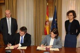 España y Andorra firman un acuerdo de cooperación en materia de medicamentos, productos sanitarios y cosméticos