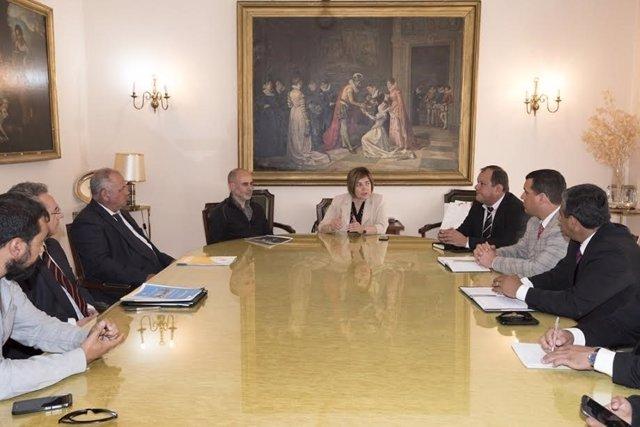 Delegación de Paraguay visita Cáceres